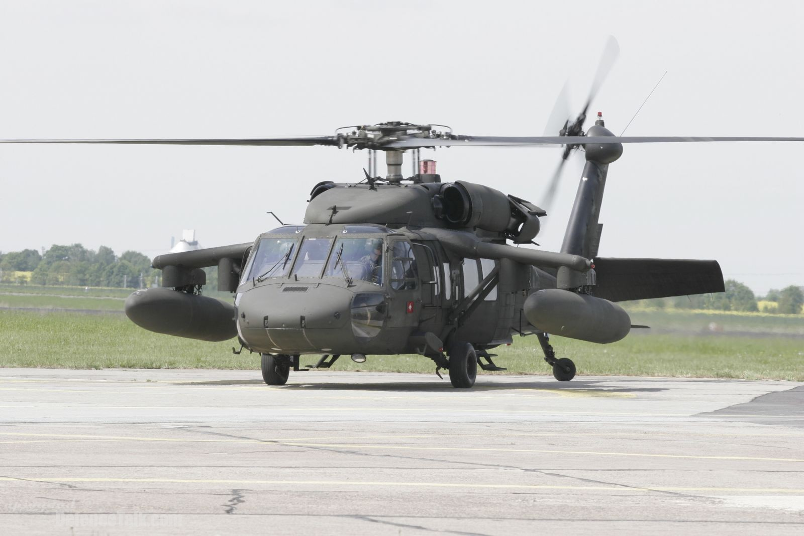 Sikorsky Blackhawk UH 60